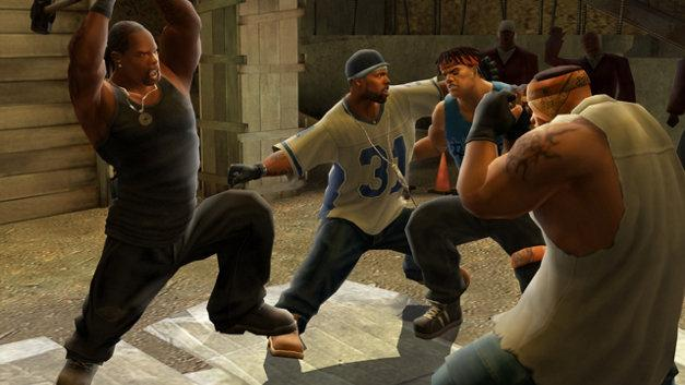 Def jam fight for ny xbox one