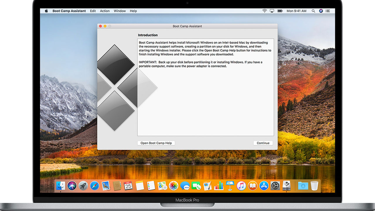 macbook pro windows 10 boot camp drivers