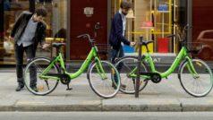Bike bashing drives cycle sharing company from France