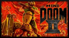 MiniDoom 2 is the cutest version of Hell you'll ever see