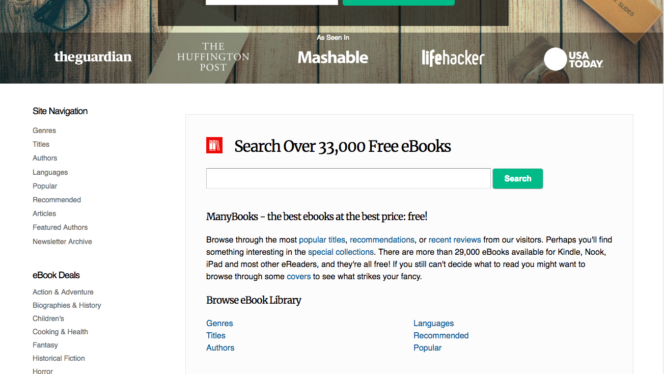 The 5 best places to find free ebooks - legally