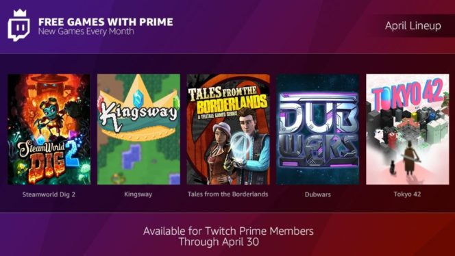 How to get free games with Amazon Prime