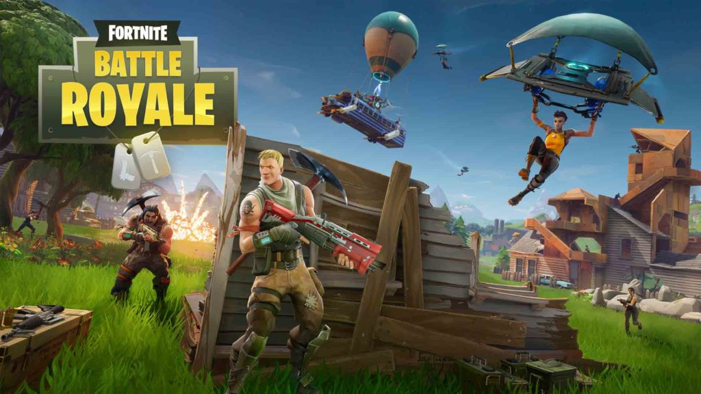 Fortnite announces PS4 cross-platform play