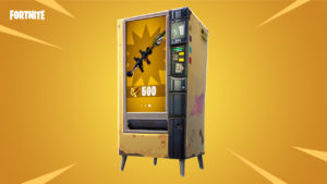 Where to find all the vending machines in Fortnite