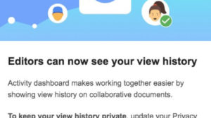 How to use Google Drive's useful new View History feature