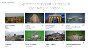 Google is using VR to help conserve the world's cultural heritage