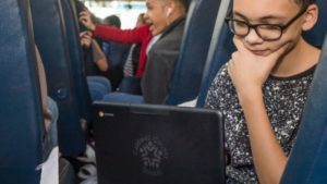 Will your child benefit from Google's free Wi-Fi and Chromebooks on school buses initiative?