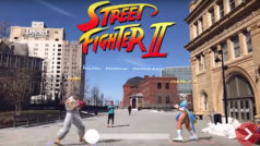 You'll never get to play this real world Street Fighter 2 game but you'll definitely want to