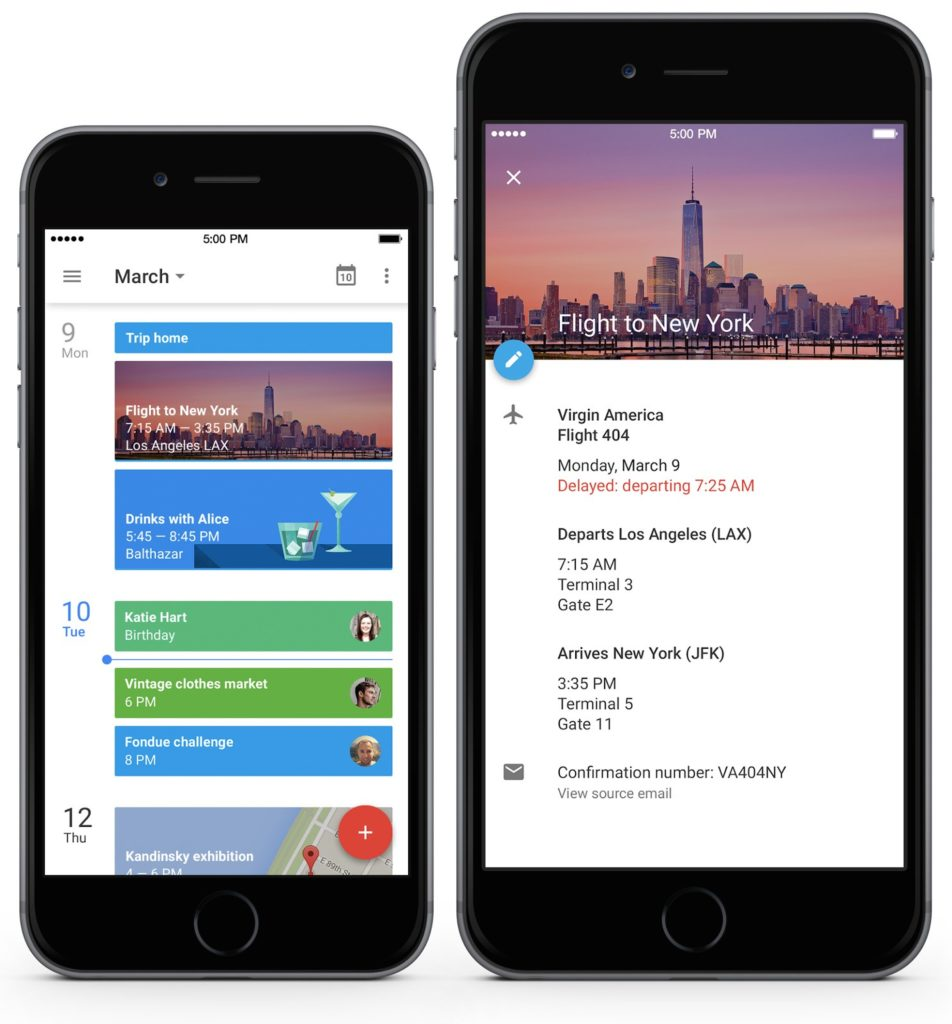 The 4 Best Free Calendar Apps For Ios And Android