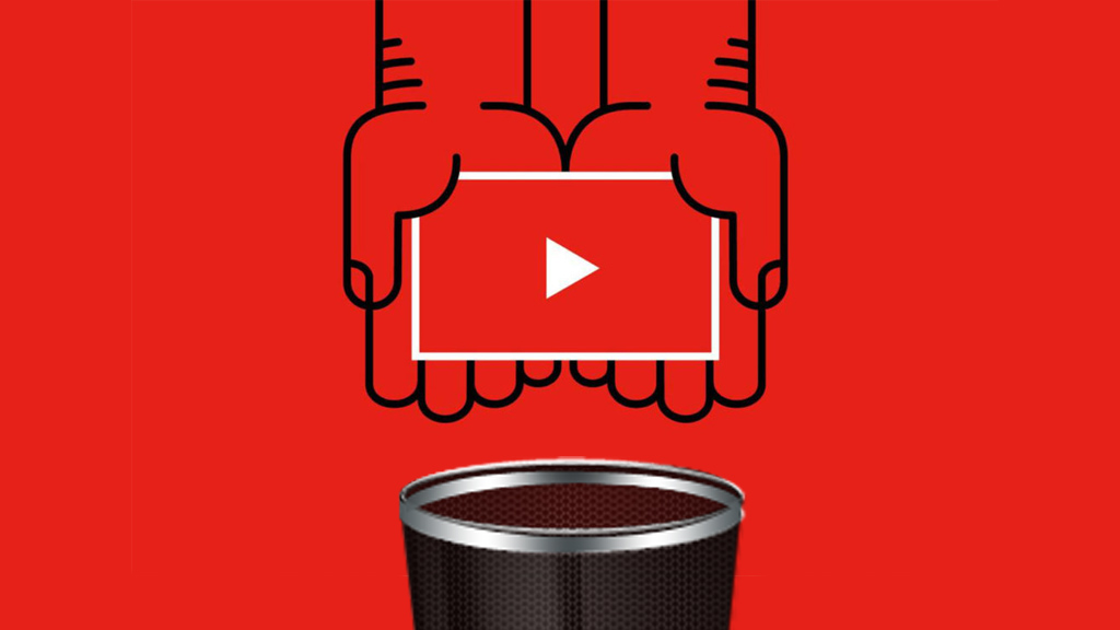 You won\'t believe how many videos YouTube had to delete in the run-up to