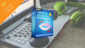 Heroes, grannies, and robots: get creative with Voice Changer Diamond 9.5