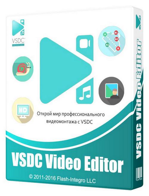 Resultado de imagen de VSDC Video Editor Pro