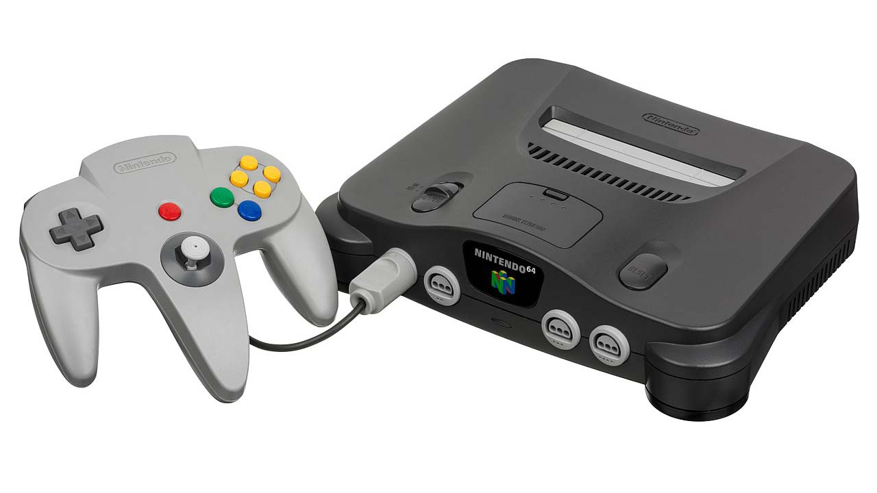 Goldeneye 007 and other N64 classics could be coming back to your living room