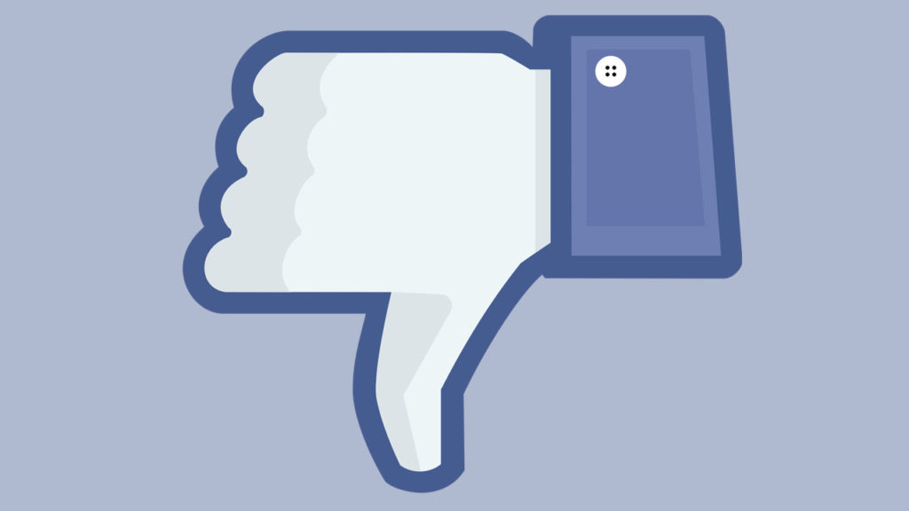 """Facebook is preparing a """"Don't Like"""" button, but it's not what you think"""