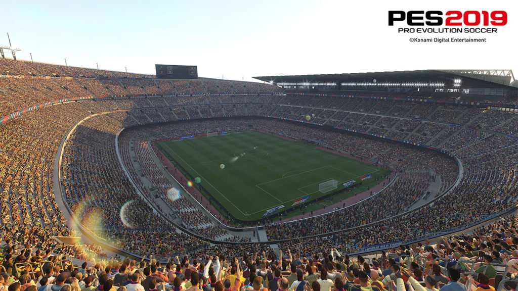 PES 2019 will be released in August for PS4, Xbox One and PC