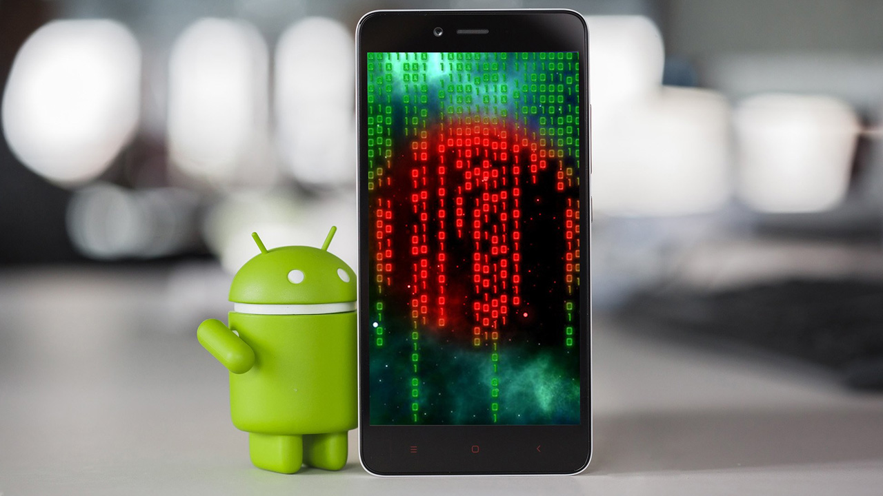 scan files for virus android
