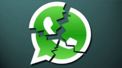 Don't touch this button on WhatsApp