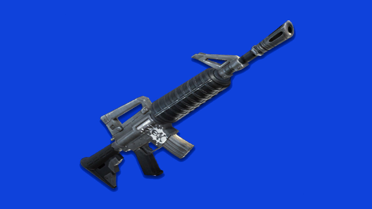 The 3 Best Weapons In Fortnite