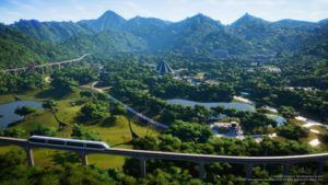 Jurassic World Evolution: a successful consumer management game – our review