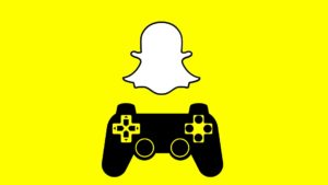 Gaming on Snapchat could be just around the corner