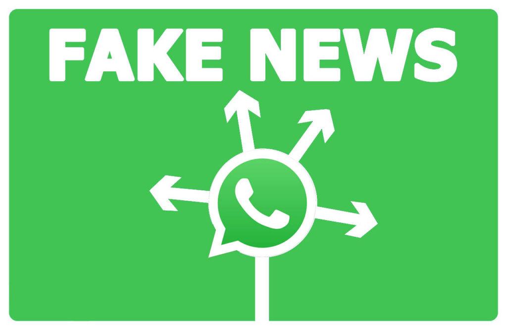 Does WhatsApp spread fake news?