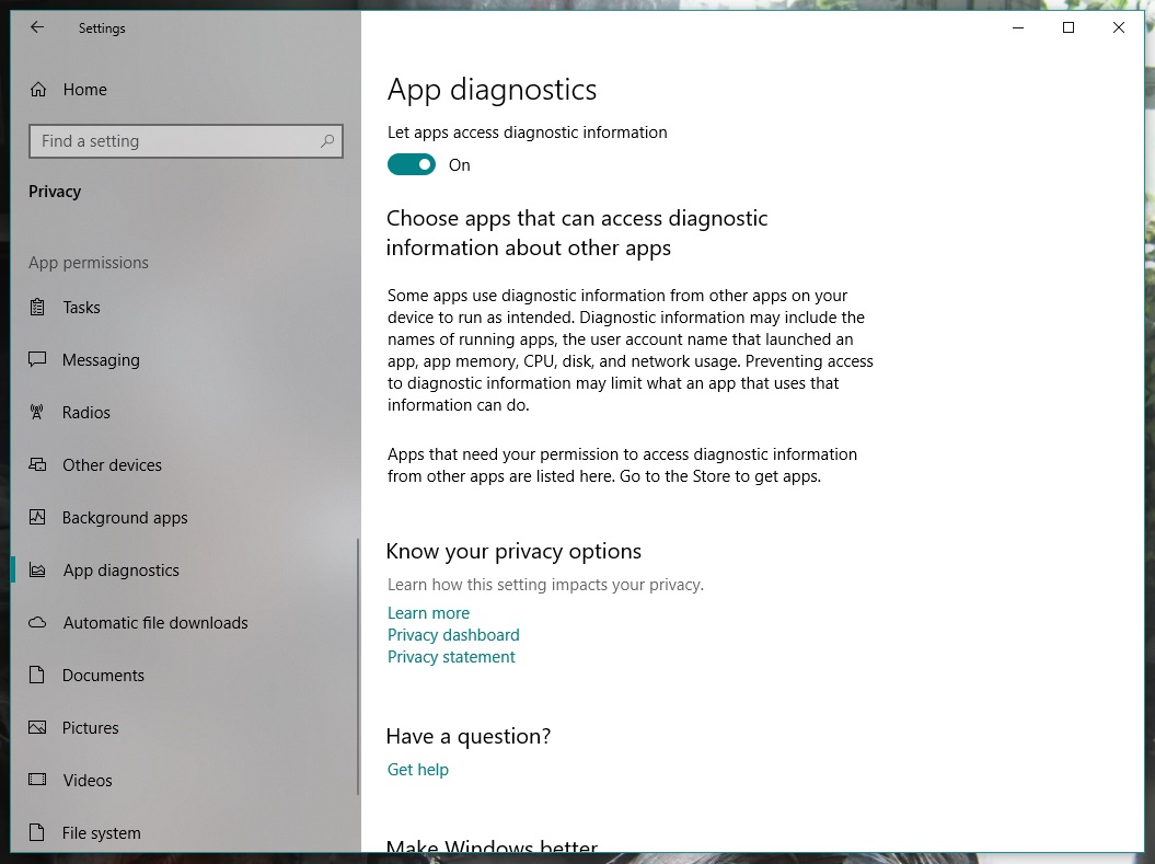 How to find out what data Windows 10 is storing about you