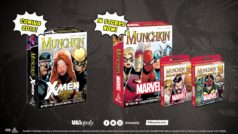 Marvel Munchkin is the card game every superhero fan needs