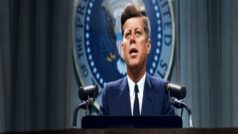 JFK finally delivers his Dallas speech from November 22, 1963