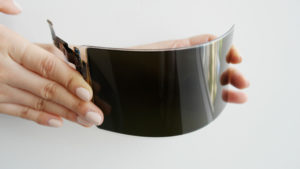 At last, an unbreakable smartphone screen!