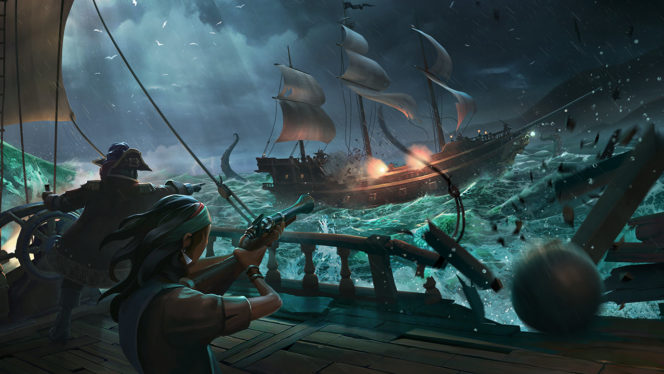 A beginner's guide to Sea of Thieves