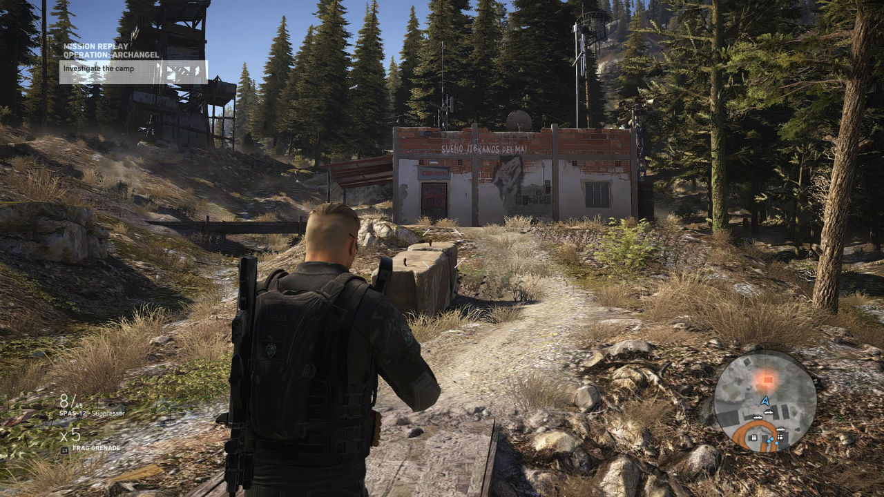 How to beat the Ghost Recon Wildlands/Rainbow Six crossover mission