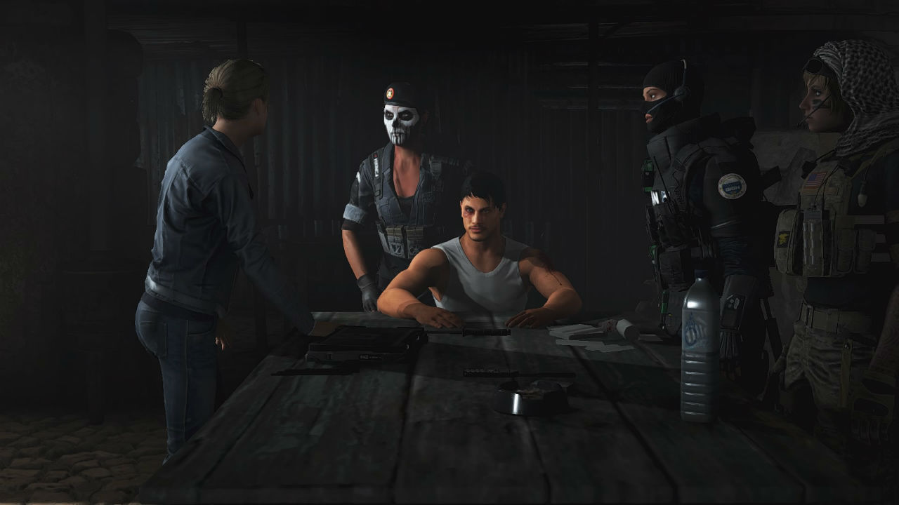 How to beat the Ghost Recon Wildlands/Rainbow Six crossover