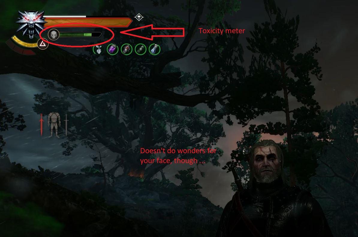 The Witcher 3 Alchemy Build   Pwner