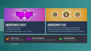 Blizzard shares surprising results of Overwatch's endorsement system