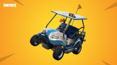 The secret to winning with golf cart combat in Fortnite
