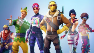 A complete list of all available items in the Fortnite store