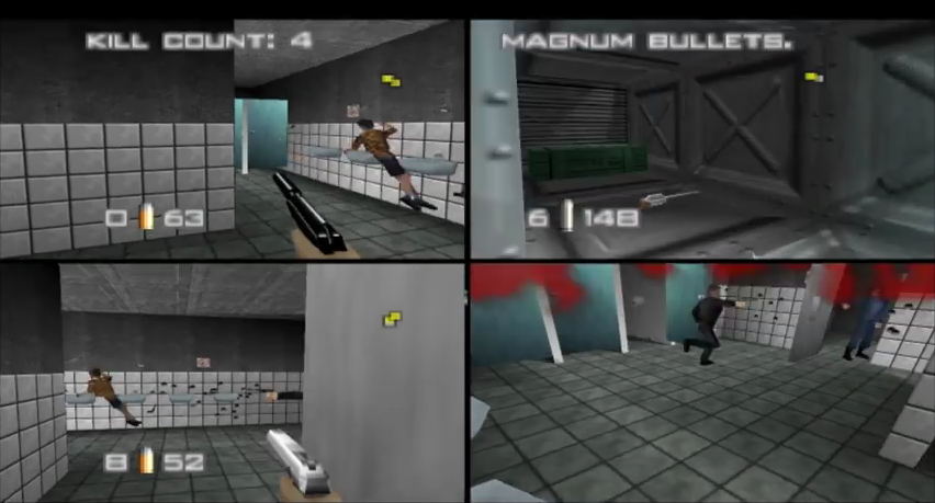 Top 5 greatest multiplayer shooter maps in video game history Goldeneye Facility Map on goldeneye dam map, goldeneye surface 2 map, goldeneye n64 xbox minecraft map,