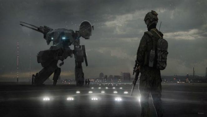 Metal Gear movie pushes forward, script complete