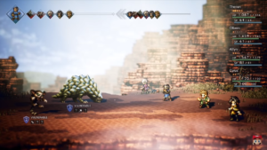 The best strategies to get started with Octopath Traveler