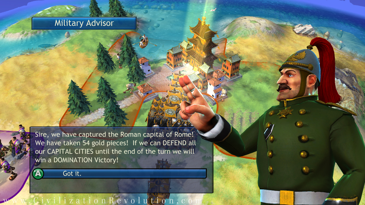 Civilization Revolution: 10 secrets to win the series' most