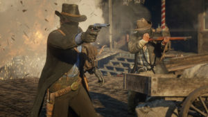 This is what to expect in Red Dead Redemption 2