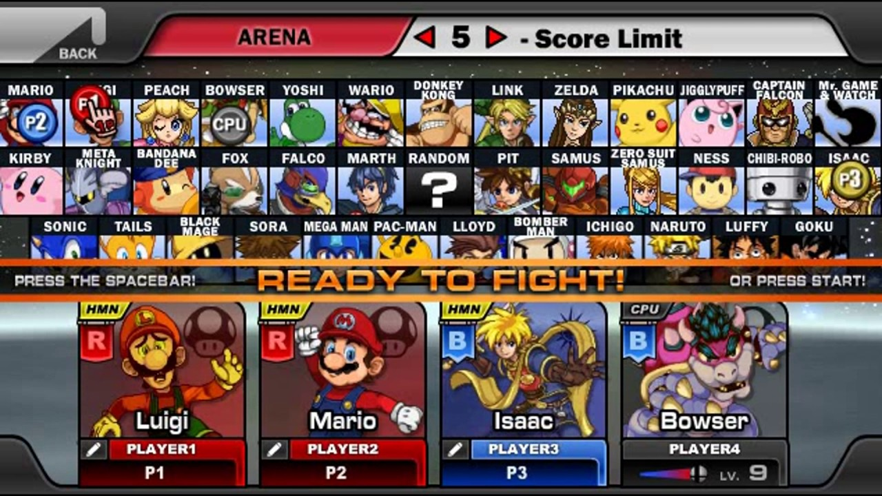 The 4 best games like Super Smash Bros  on PC