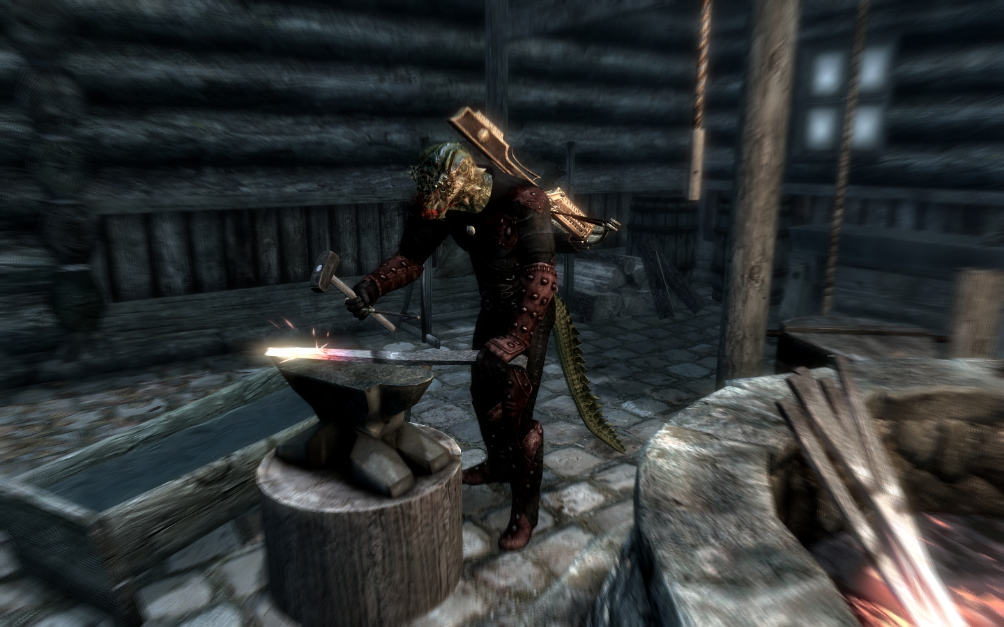 Skyrim Transformation Mods