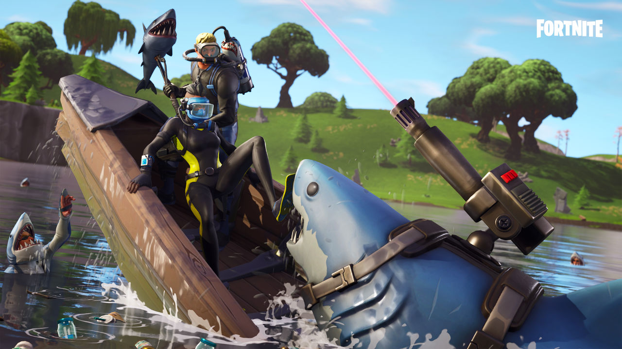 Clues To What S In Store For Fortnite Season 6