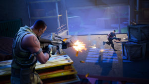 The Complete Fortnite Weapons Guide: Assault Rifles/Machine Guns