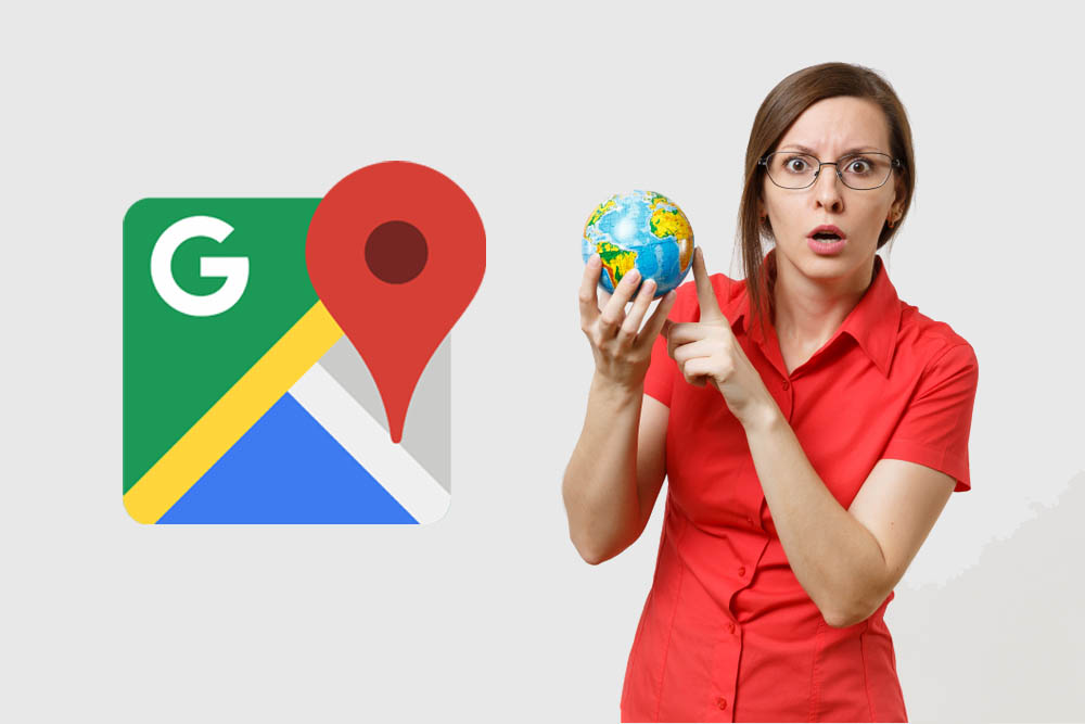 Google says earth isn't flat with brilliant globe map
