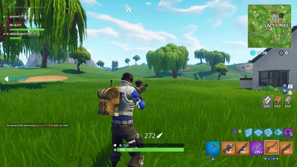 The Complete Fortnite Weapons Guide Snipers