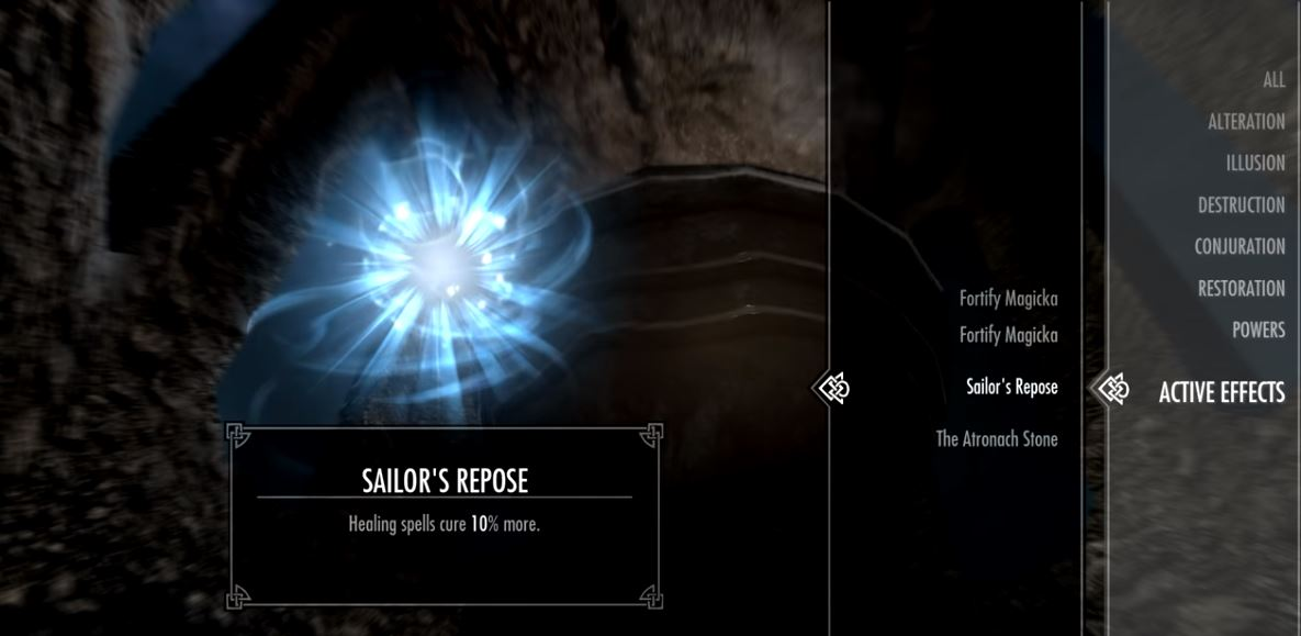 5 hidden powers in Elder Scrolls V: Skyrim