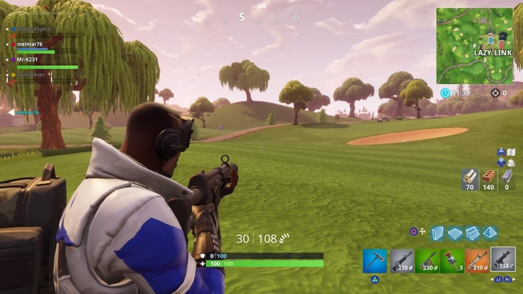 The Complete Fortnite Weapons Guide: Submachine Guns