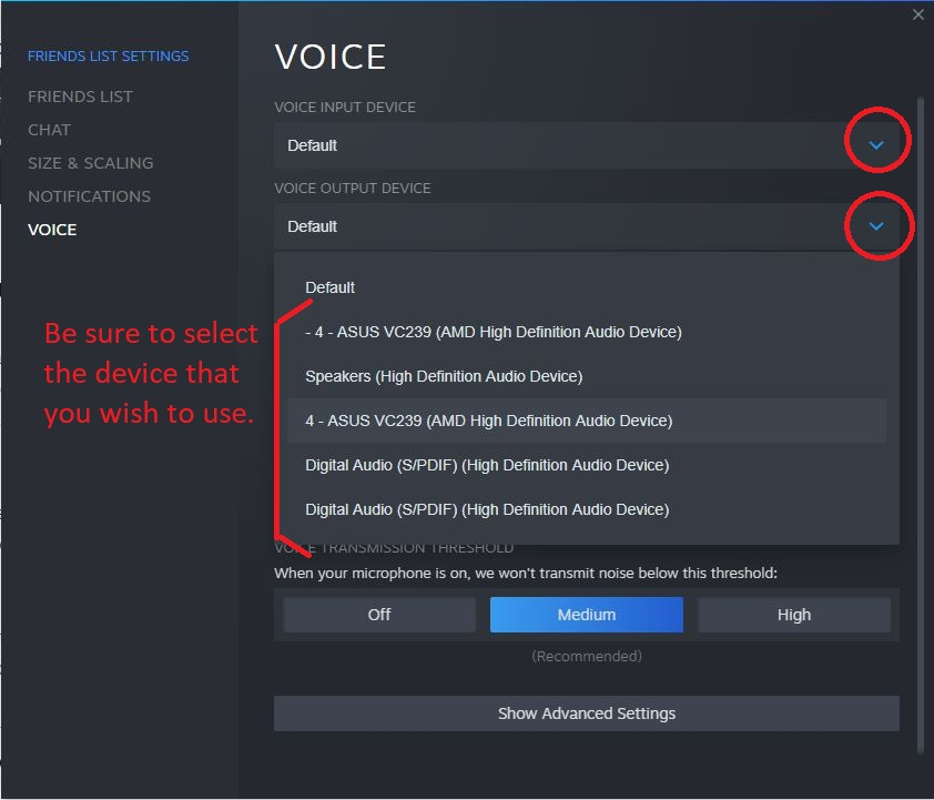 Steam voice chat broken? Here is how to fix it
